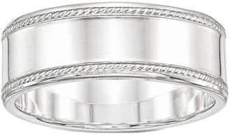 Glamorous GemAffair Women'S Ring in Sterling Silver Glossy Polish