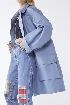 Urban Renewal Vintage Oversized Utility Jacket