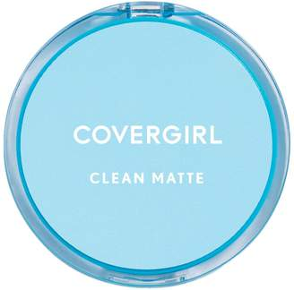 Cover Girl Clean Matte Pressed Powder - Packaging May Vary