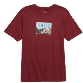 Vans Divided Graphic T-Shirt