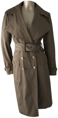 CNC Costume National Brown Wool Coats
