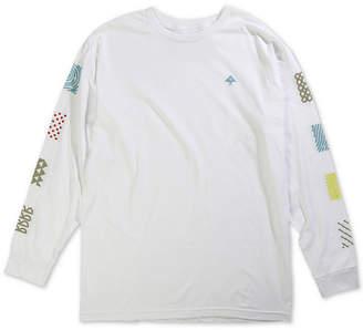 Lrg Men's Faded Glory Graphic T-Shirt