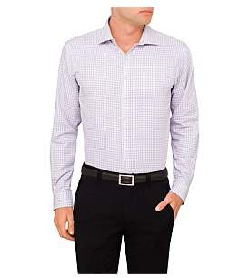 Van Heusen New Gingham Check Euro Fit Shirt