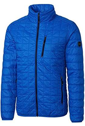 Cutter & Buck Men's Weather Resistant Primaloft Down Alternative Rainier Jacket