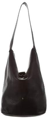 Henry Beguelin Pebbled Leather Tote