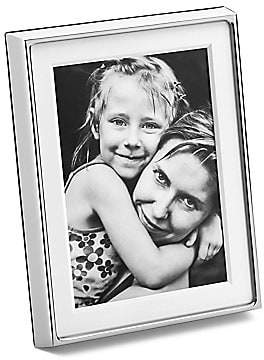 "Georg Jensen Stainless Steel Photo Frame - Size 5"" X 7"""