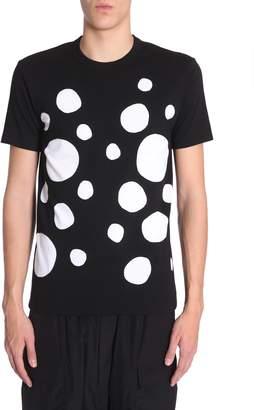 Comme des Garcons Round Collar T-shirt