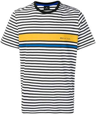 Paul Smith striped T-shirt
