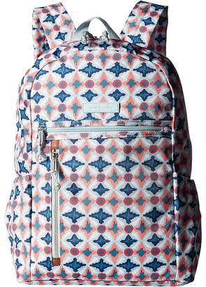 Vera Bradley Lighten Up Study Hall Backpack Backpack Bags