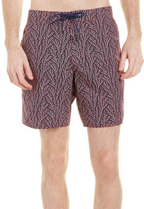 Zachary Prell Amaranth Swim Trunk