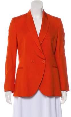 Stella McCartney Lightweight Button-Up Blazer