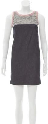 Paule Ka Chambray Mini Dress