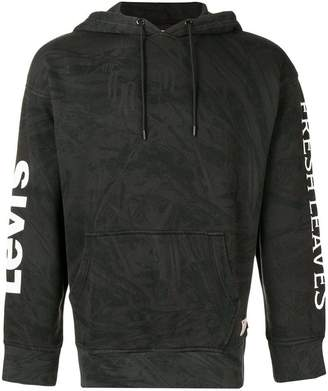 Levi's loose fitted hoodie