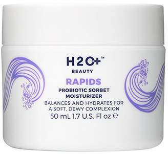 Sorbet H2O+ Beauty Rapids Probiotic Facial Moisturizer Lotion with Champagne and Yuzu Extracts