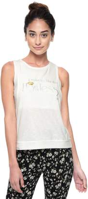 Juicy Couture Layered Muscle Tee