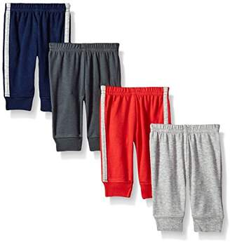 Carter's Simple Joys by Baby Boys 4-Pack Pant