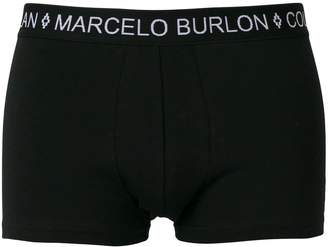 Marcelo Burlon County of Milan Cross trunks