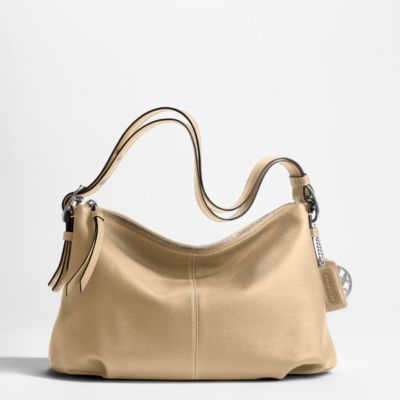 Clover Leather Duffle