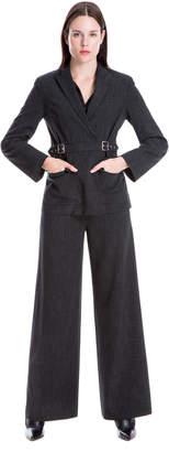 Max Studio belted blazer
