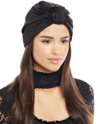 Jennifer Behr Marin Silk Turban Headband RKJTHcY