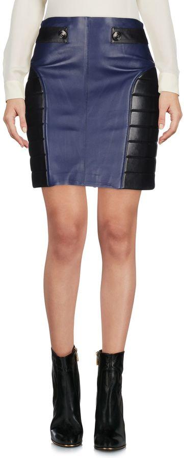 BalmainPIERRE BALMAIN Mini skirts