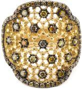 Loree Rodkin 钻石蕾丝造型戒指