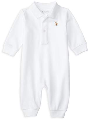 Ralph Lauren Childrenswear Boys' Polo Coverall - Baby $39.50 thestylecure.com