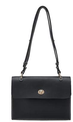 Melie Bianco Madison Vegan Leather Shoulder Bag