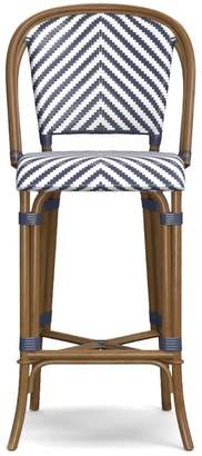 Williams-Sonoma Parisian Bistro Woven Bar Stool