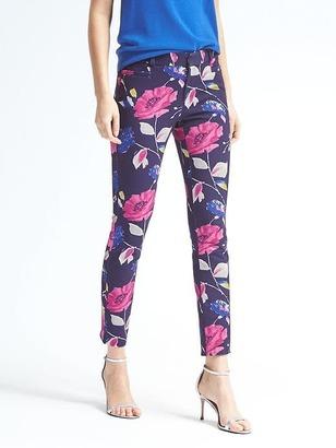 Sloan-Fit Floral Pant $98 thestylecure.com
