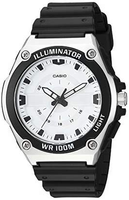 Casio Men's Quartz Resin Watch