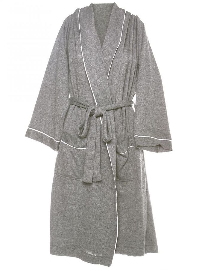 CosabellaBella French Terry Robe
