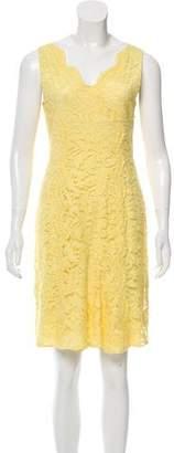 Emilio Pucci Sleeveless Lace Dress