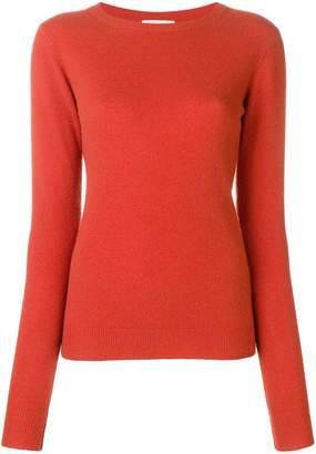 Fine Edge round neck sweater