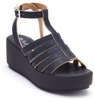 Matisse Nordic Platform Gladiator Leather Sandal