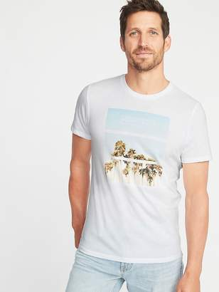 "Old Navy ""Puerto Rico"" Graphic Tee for Men"