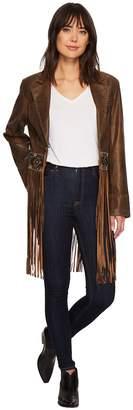 Double D Ranchwear Chimayo Pilgrim Jacket Women's Coat