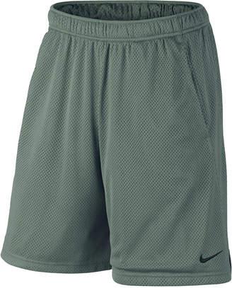 """Nike Men's 9"""" Dri-Fit Mesh Training Shorts"""