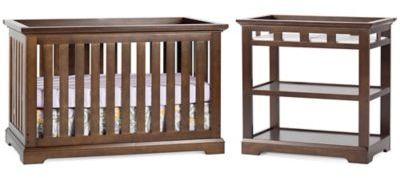 Child CraftChild CraftTM Kayden Crib Furniture Collection in Brown