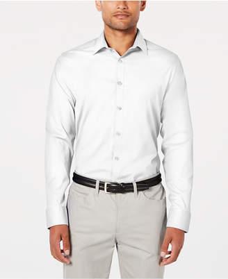 Ryan Seacrest Distinction Men's Modern-Fit Stretch Shirt