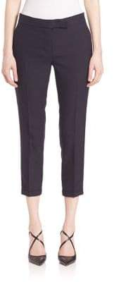 Thom Browne Low-Rise Skinny Wool Trousers