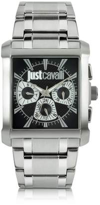 Just Cavalli Rude Collection Stainless Steel Watch
