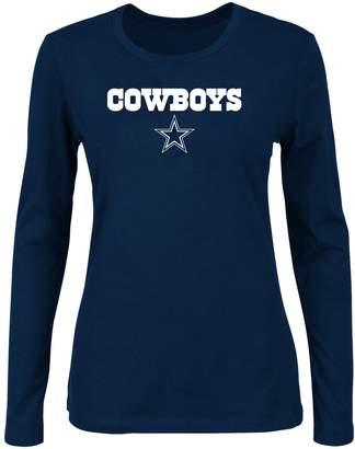 Majestic Plus Size Dallas Cowboys Touchdown Tee