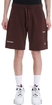 Champion Bordeaux Cotton Shorts