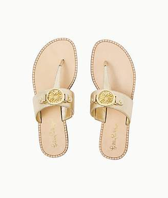 Lilly Pulitzer Rousseau Sandal