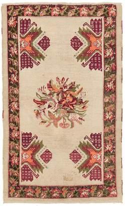 "ABC Home Vintage Turkish Wool Rug - 3'4""x5'3"""