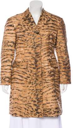 Salvatore Ferragamo Lightweight Knee-Length Coat