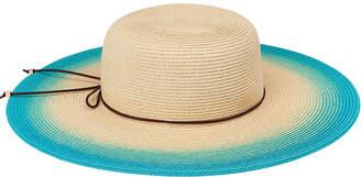 San Diego Hat Company Women's Natural Sunbrim Hat