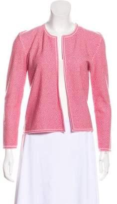 Chanel Metallic Cashmere Cardigan