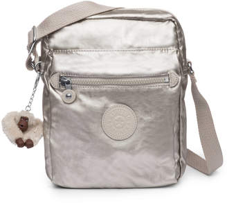 Kipling Livie Small Metallic Crossbody Bag
